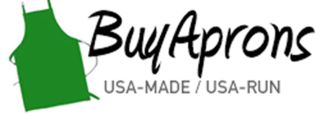 buy aprons custom usa made