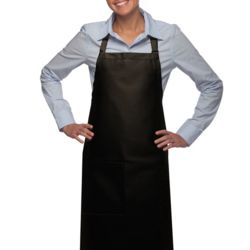 1-Pocket Butcher Bib Apron Thumbnail