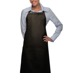 3-Pocket Butcher Bib Apron Thumbnail