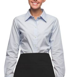 Embroidery Friendly 3-Pocket Waist Apron Thumbnail