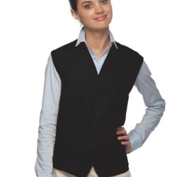 One Pocket Unisex Vest w/ Pencil Divide Thumbnail